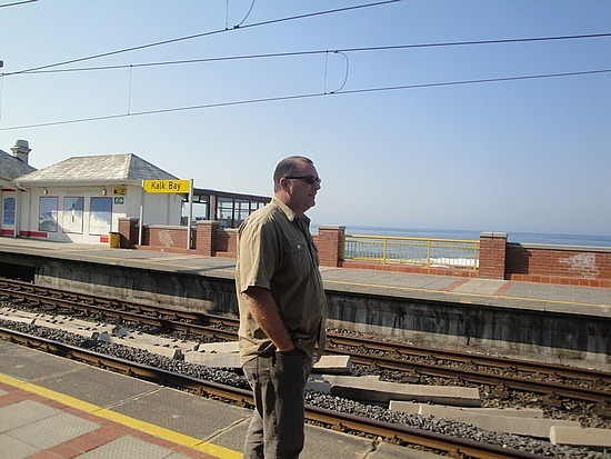 Station on the beach