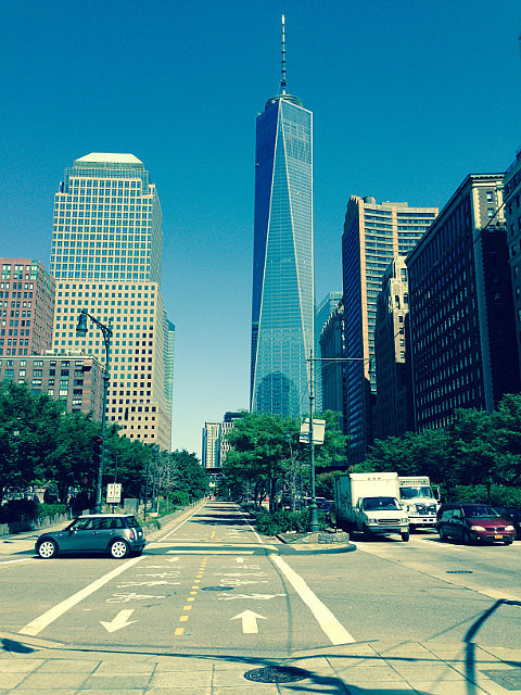 New World Trade Tower