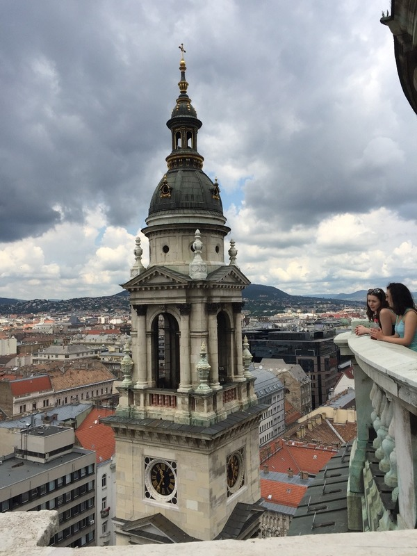 View From Basilica