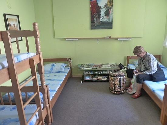 Hostel Miran - our room