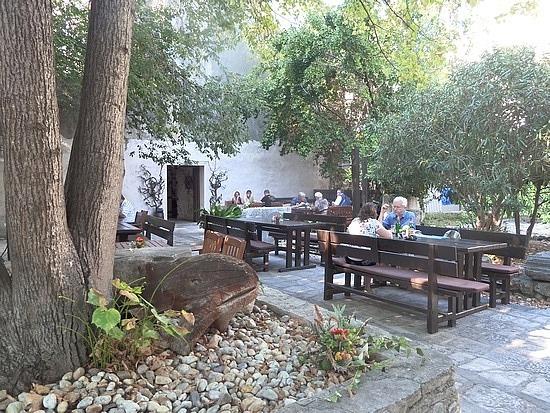 Lovely hidden away cafe