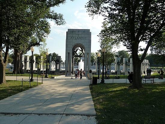 War War 11 Memorial Fountains