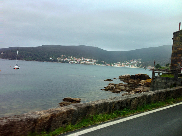 Bay and fishing villages