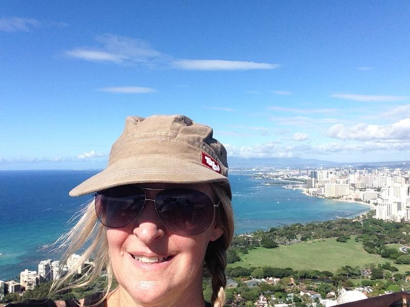 View to Waikiki