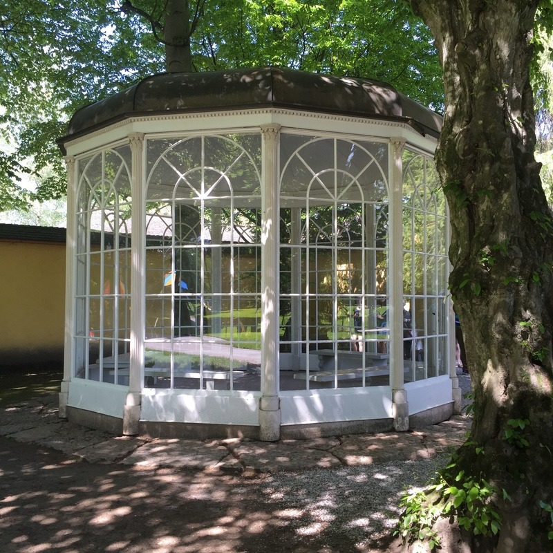 Gazebo from the I am 16 song