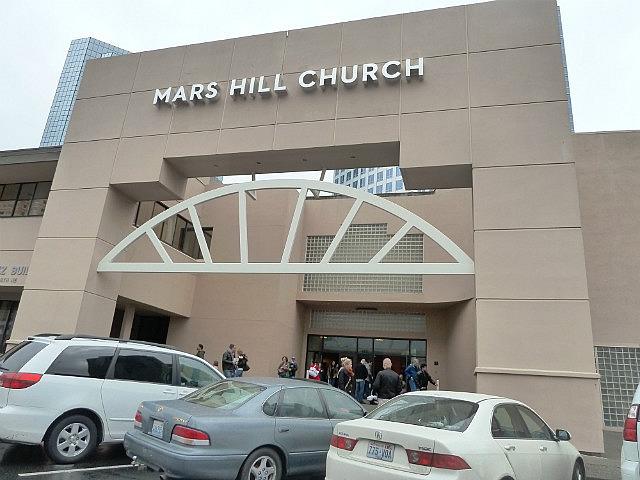 Mars Hill Church Bellvue