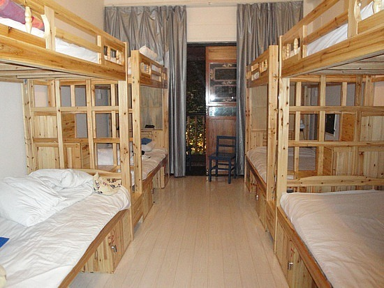 Our 8 bed room