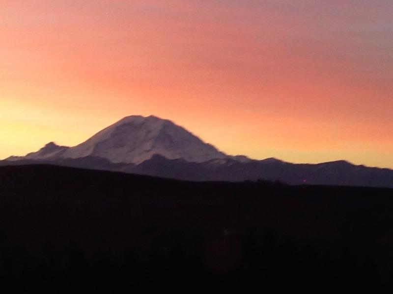 Mt Ranier
