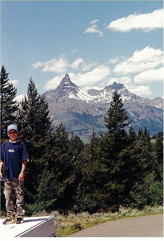 Bear Tooth Mountain in Montana