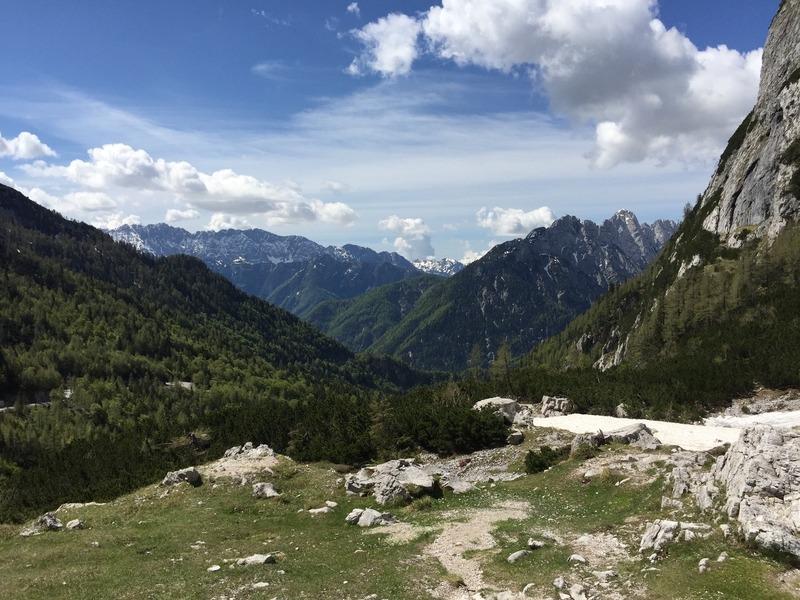 Top the mountain