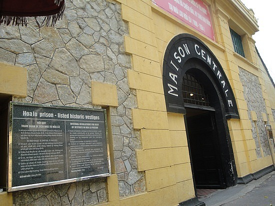 """'Hanoi Hilton"""" Prison"""
