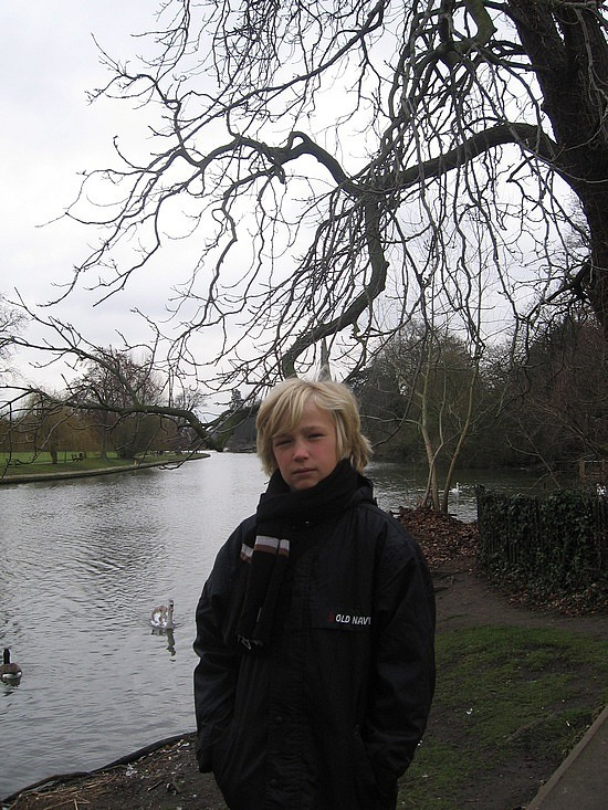 Nath by the River Avon