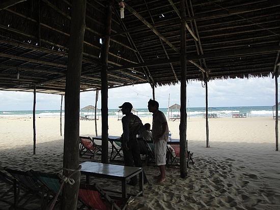 Beach at Thanh An