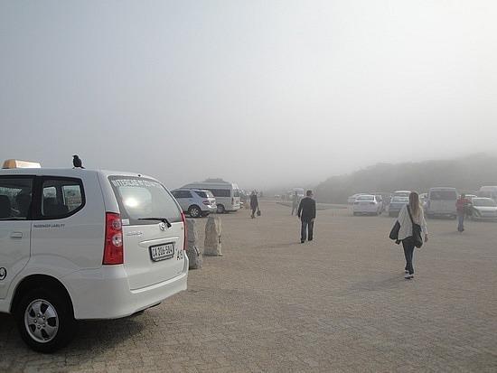 Misty cool side