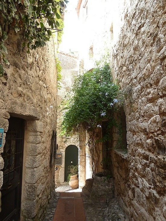 Alleyways of Eze