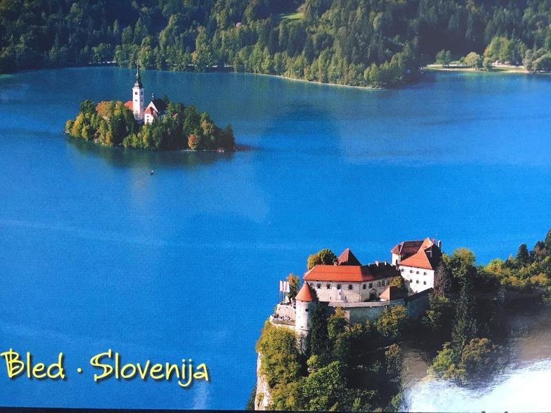 Bled postcard beauty