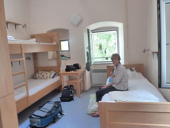 Our Dorm in Rijek