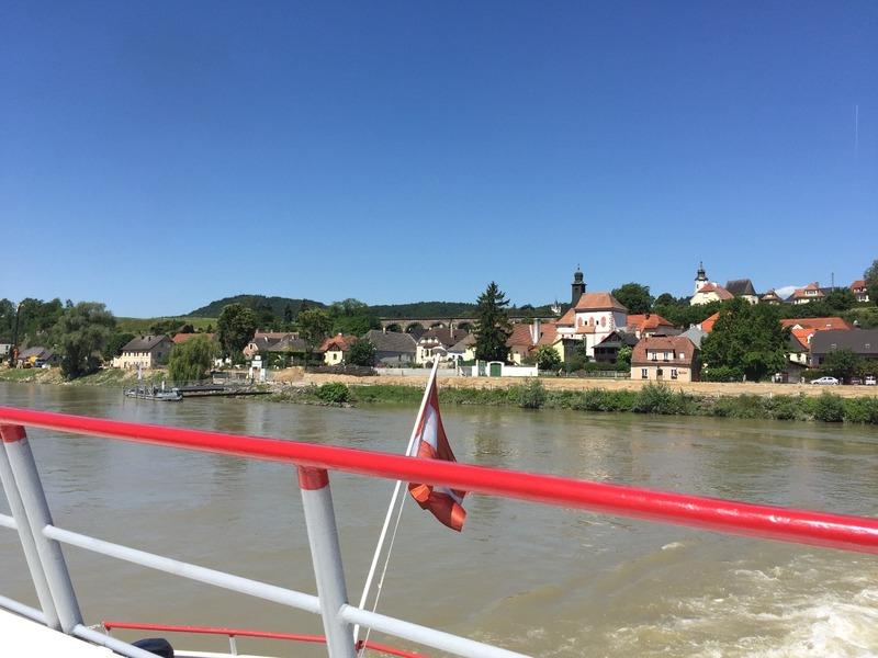 Danube River views
