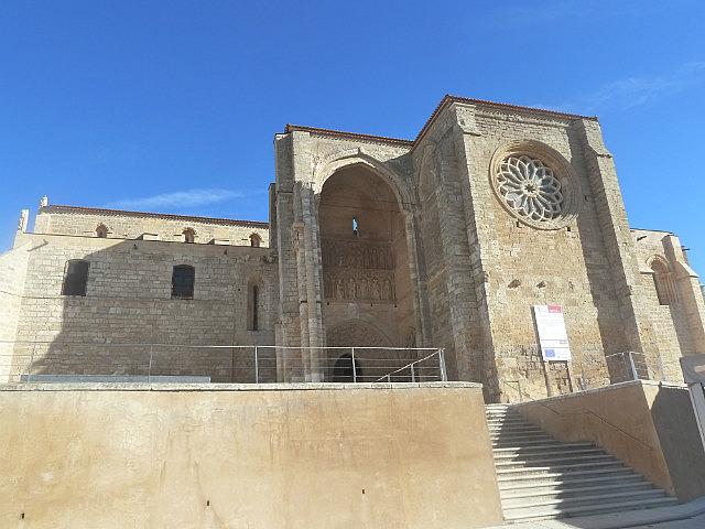 Big church in a small village