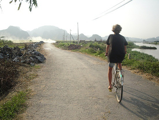 Backgrounds from Tam Coc home
