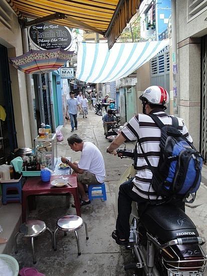 More alley activities