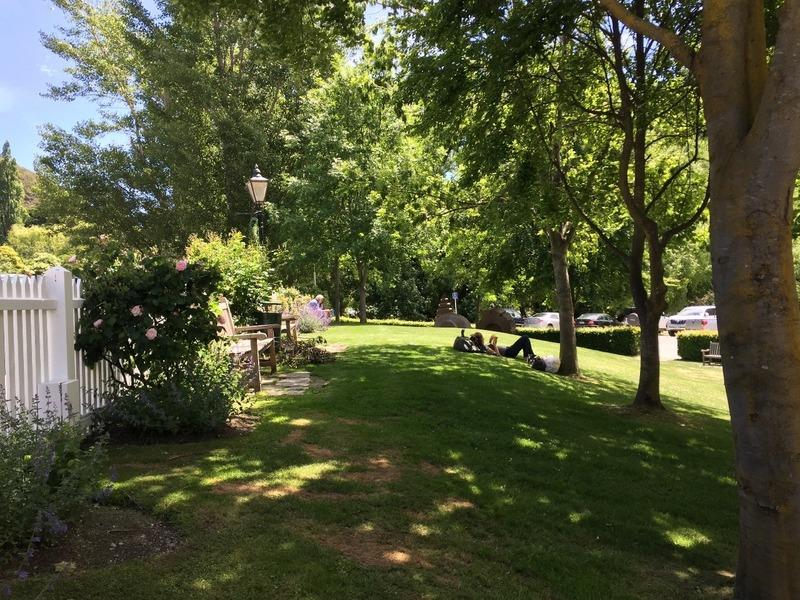 Serene little park