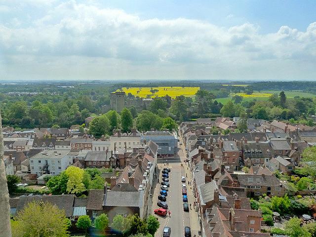 Warwick views
