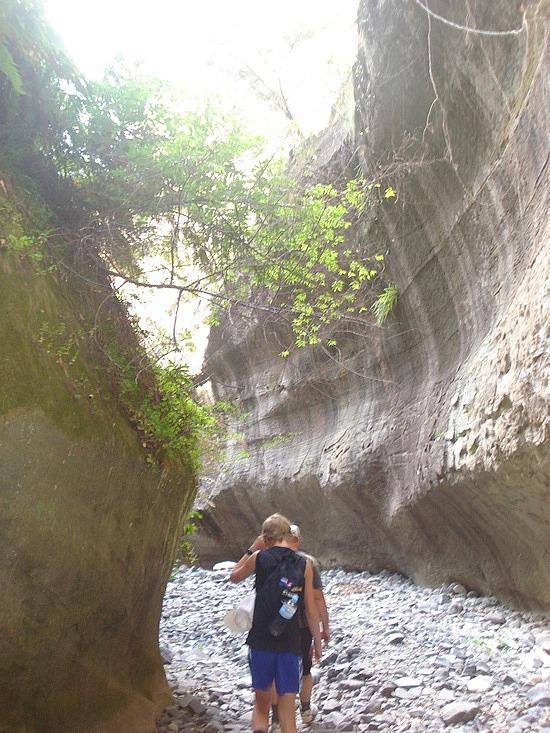 Side Gorge