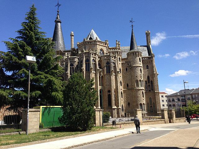 Astorga church