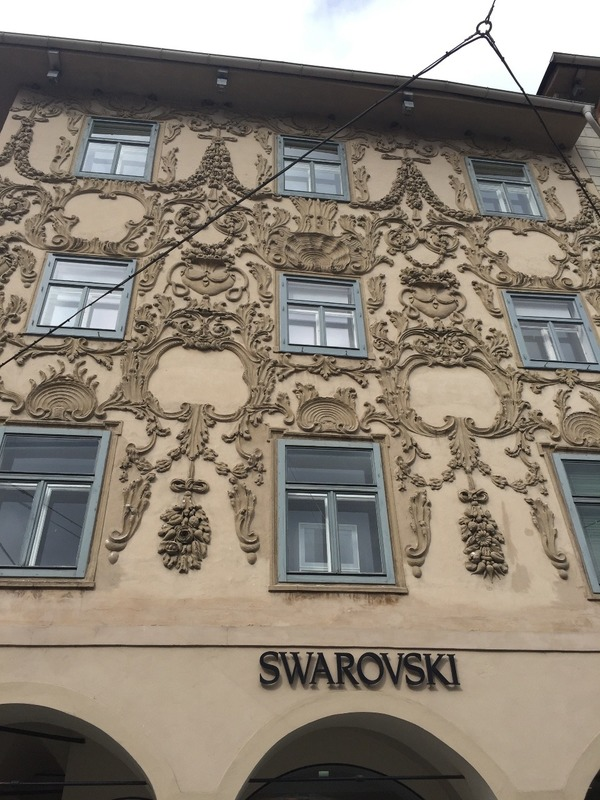 Amazing facade