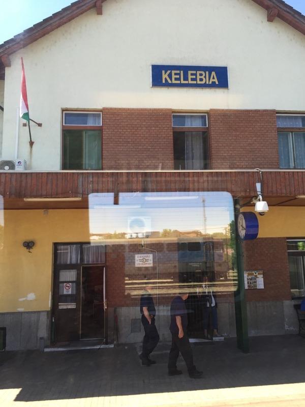 Near Serbian border