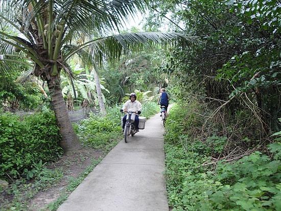 Lush paths