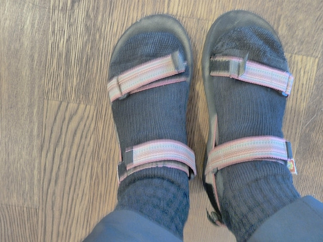 My new sandals saved my feet and life!!!!