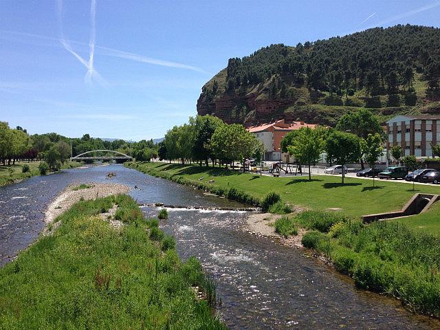 Pretty little town of Najera