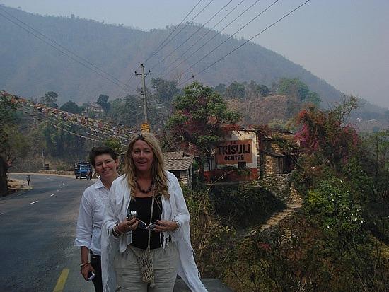 En route to Chitwan