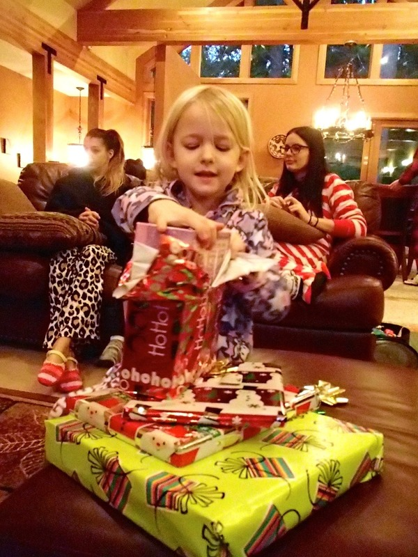 Alaiya into the presents