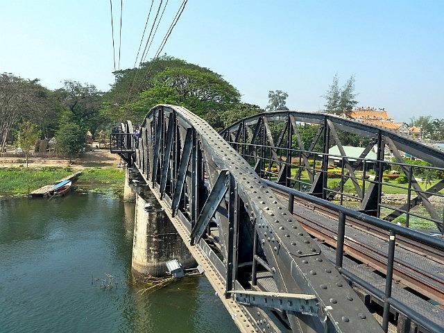 Bridge at Kanchanaburi