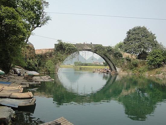 Dragon Bridge - built 1421