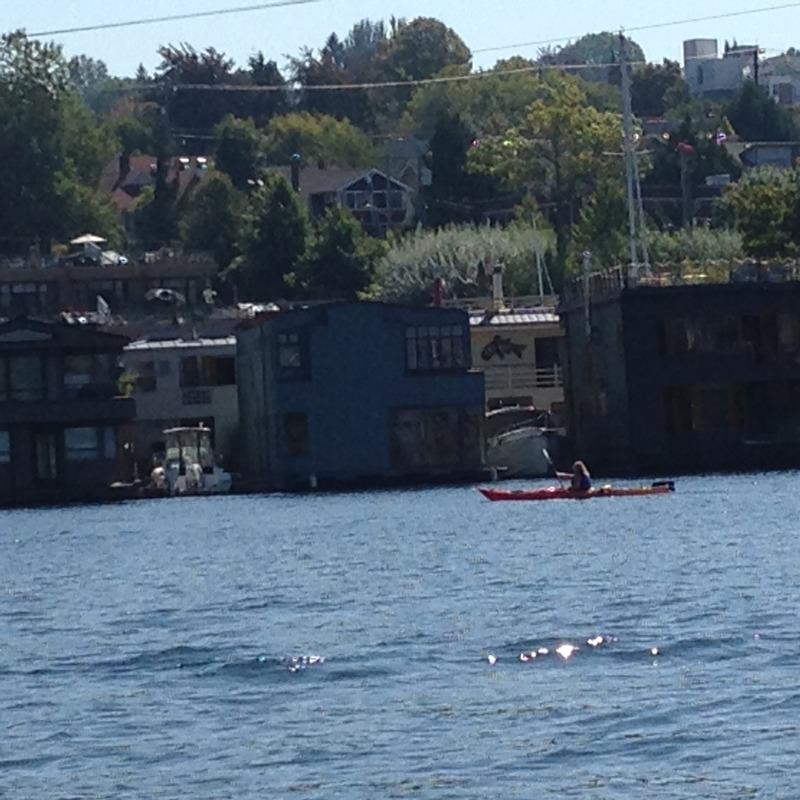 Floating Homes - Sleepless in Seattle