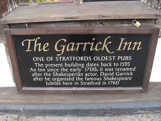 Garrick Inn Info