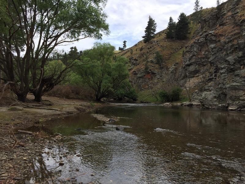 Peaceful rivers