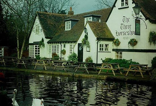 Lovely English pub