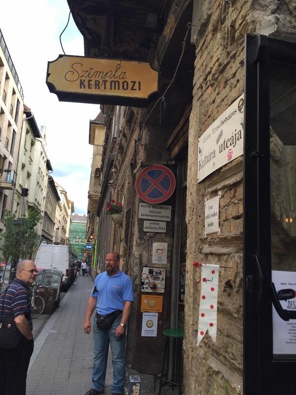 Most famous Ruin Pub - Szympla