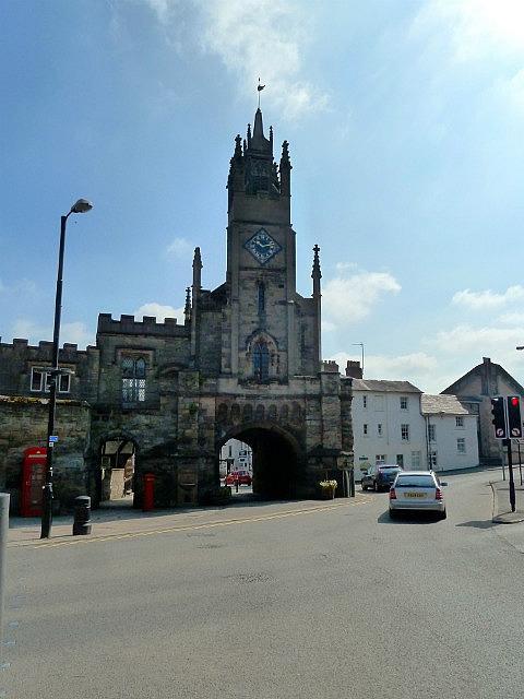 Warwick City Gate