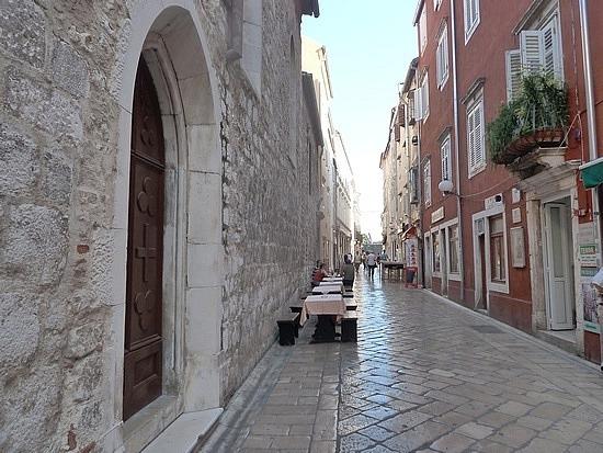Alleys near hostel