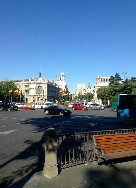 Madridcity centre
