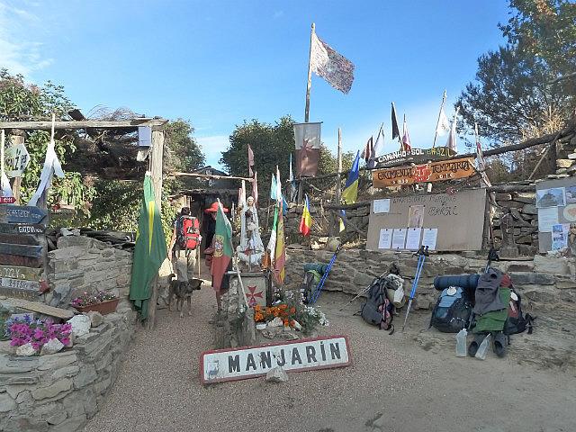 Manjarin shop/accommodation