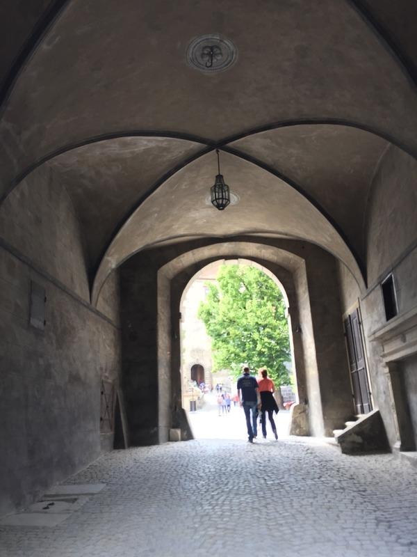 Castletunnel