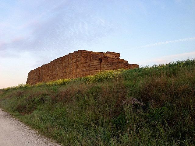 Massive haystack