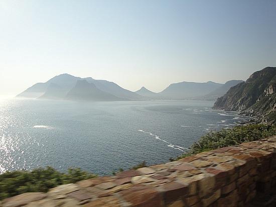 Looking towards Houts Bay